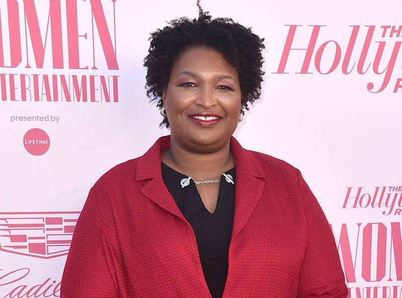 Stacey Abrams, The Hollywood Reporter's Power 100 Women in Entertainment