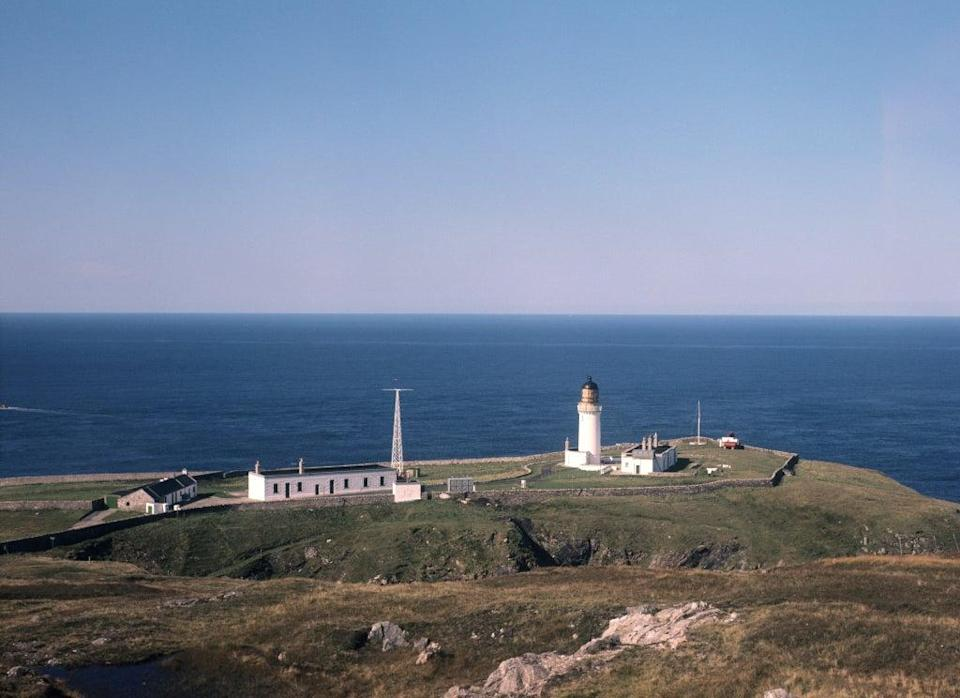 The Lighthouse at Cape Wrath (PA) (PA Archive)