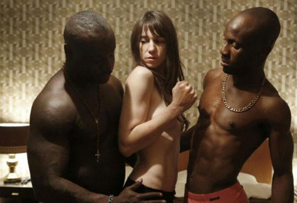 PHOTO: Topless Charlotte Gainsbourg In Threesome In Latest Sexy Pic From 'The Nymphomaniac'