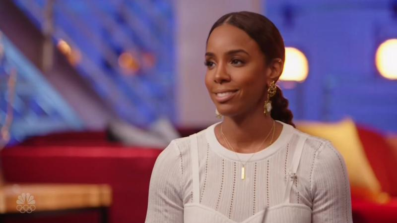 b4b97b269e7 Kelly Rowland reveals the Whitney Houston song that got her into Destiny s  Child