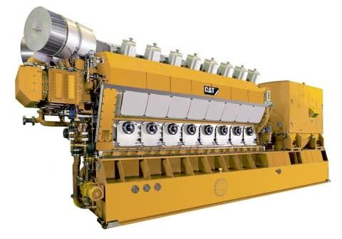 Cat 16CM32 (Photo: Business Wire)