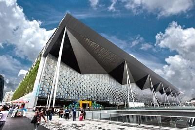 Shanghai World Expo Exhibition and Convention Center (SWEECC)