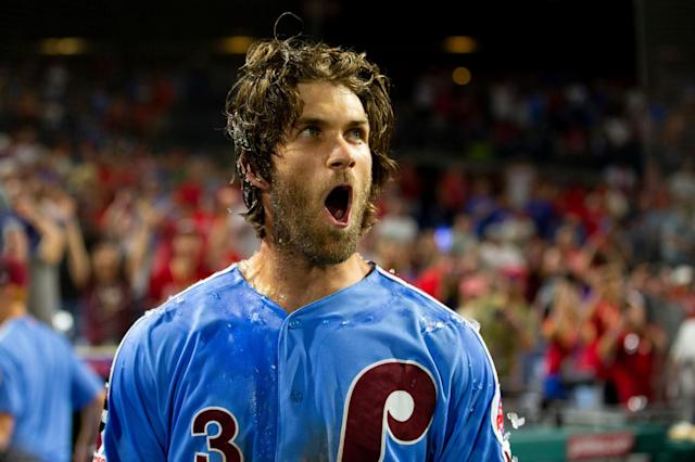 Bryce Harper Reminding Everyone Why Phillies Were Right To Sign Him To $330 Million Contract