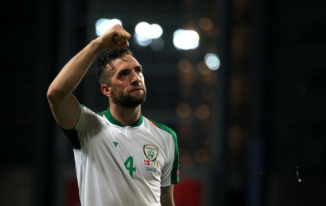 Shane Duffy is relishing the Republic of Ireland's do-or-die clash with Slovakia