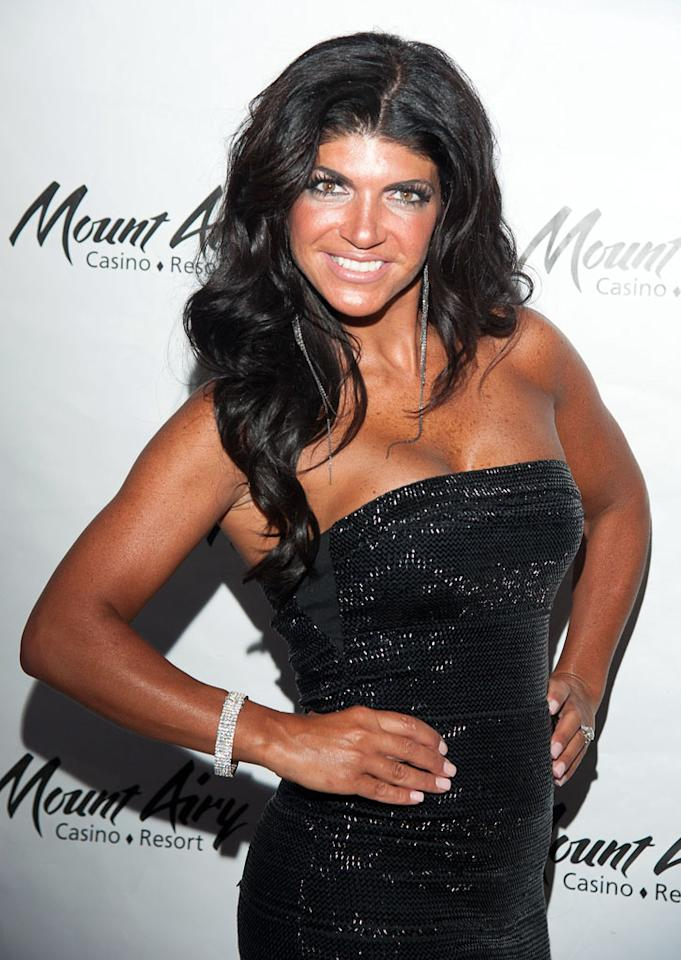 "Meanwhile, Staub's former co-star -- and nemesis -- Teresa Giudice has financial difficulties of her own. In 2010, she and her husband Joe faced foreclosure on their sprawling New Jersey mansion because they were $11 million in debt. The contents of her home were inventoried in anticipation of an auction, but at the eleventh hour, it was called off. Two years later, Teresa and Joe are still trying to resolve their issues in court, with Teresa recently saying on the show, ""Going through this bankruptcy, if anything, made us stronger. It didn't break us."" That isn't their own legal issue -- Joe will stand trial for fraud after using his brother's identification to try to get a driver's license when his own was suspended following a DUI arrest."