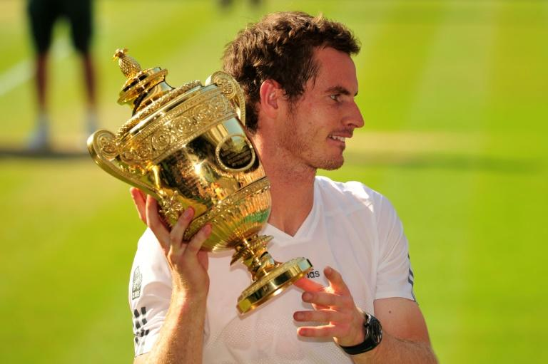 Andy Murray got the better of Novak Djokovic to secure his first Wimbledon title in 2013 in a tough three hour duel prevailing in straight sets