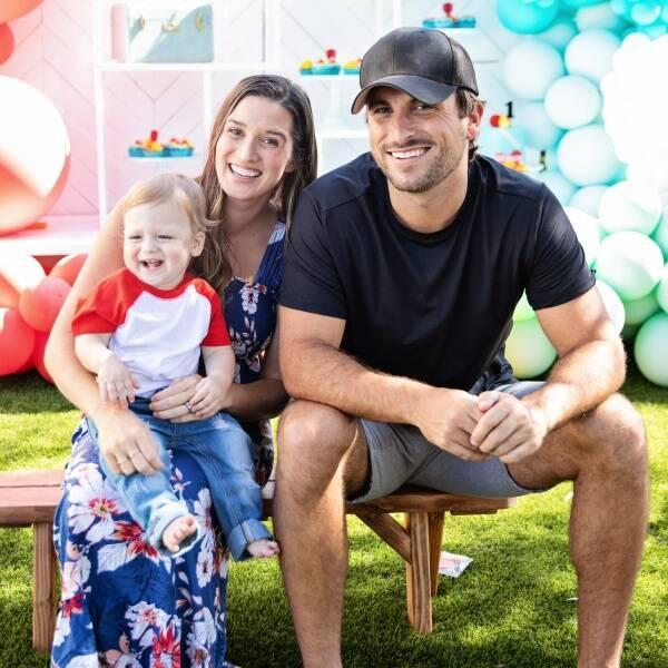 Bachelor Nation's Jade Roper and Tanner Tolbert Welcome Baby No. 3
