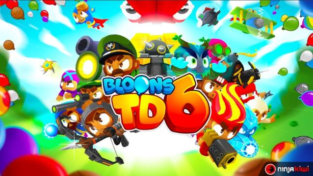 Tower defense games may have gone out of style, but Bloons TD 6 is running strong.