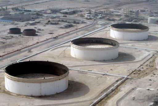 Iran relies on oil exports for around two-thirds of its foreign currency earnings