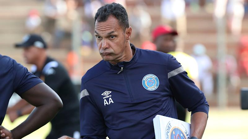 I'm worried about Bafana Bafana goalkeepers - Arendse
