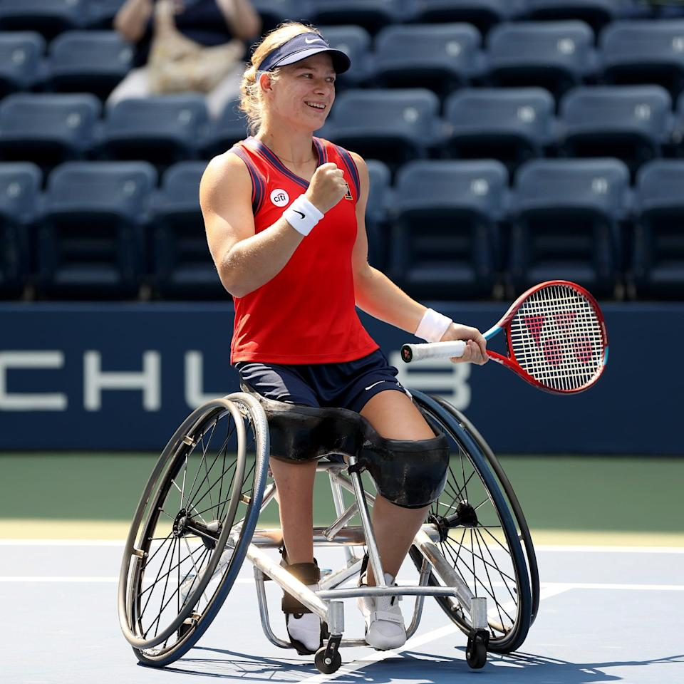 Get to Know Diede de Groot, the First Wheelchair Tennis Player to Ever Achieve a Golden Slam