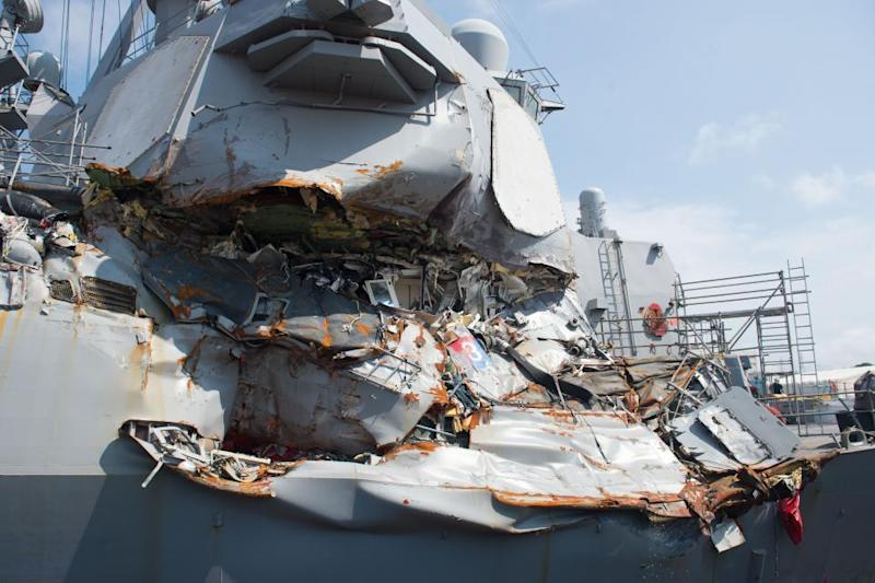 GettyImages-835092938 USS Fitzgerald