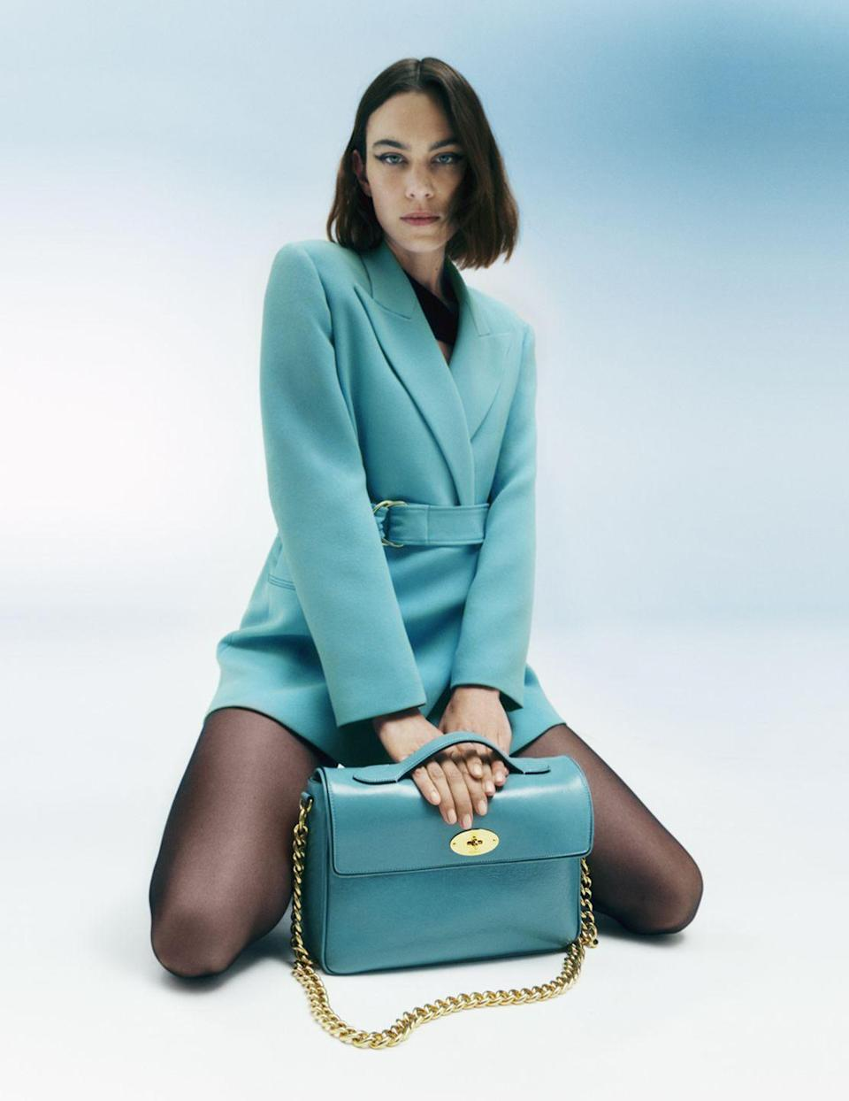 """<p>Longtime muse Alexa Chung - Mulberry's famous 'Alexa' bag is named after her, of course - has, after years of establishing her design credentials with her ALEXACHUNG fashion brand, joined forces with the luxury goods house to co-create a capsule collection of bags.<br></p><p>As part of the Mulberry Editions series, which sees leading creatives invited to put their spin on Mulberry classics, Chung has lent her style tastebuds to reimagine two bags: a shoulder bag called the Big Guy and a compact clutch called the Little Guy.</p><p>Mulberry's ongoing commitment to sustainability and responsible manufacturing is also reflected, considering that the bags are crafted from materials which are sourced from environmentally rated tanneries and are made in Mulberry's carbon neutral Somerset factories.</p><p><a class=""""link rapid-noclick-resp"""" href=""""https://go.redirectingat.com?id=127X1599956&url=https%3A%2F%2Fwww.mulberry.com%2Fgb%2Fmulberry-world%2Fdesign-icons%2Falexa-chung&sref=https%3A%2F%2Fwww.elle.com%2Fuk%2Ffashion%2Fg31095508%2Findustry-update%2F"""" rel=""""nofollow noopener"""" target=""""_blank"""" data-ylk=""""slk:SHOP THE CAPSULE"""">SHOP THE CAPSULE</a></p>"""