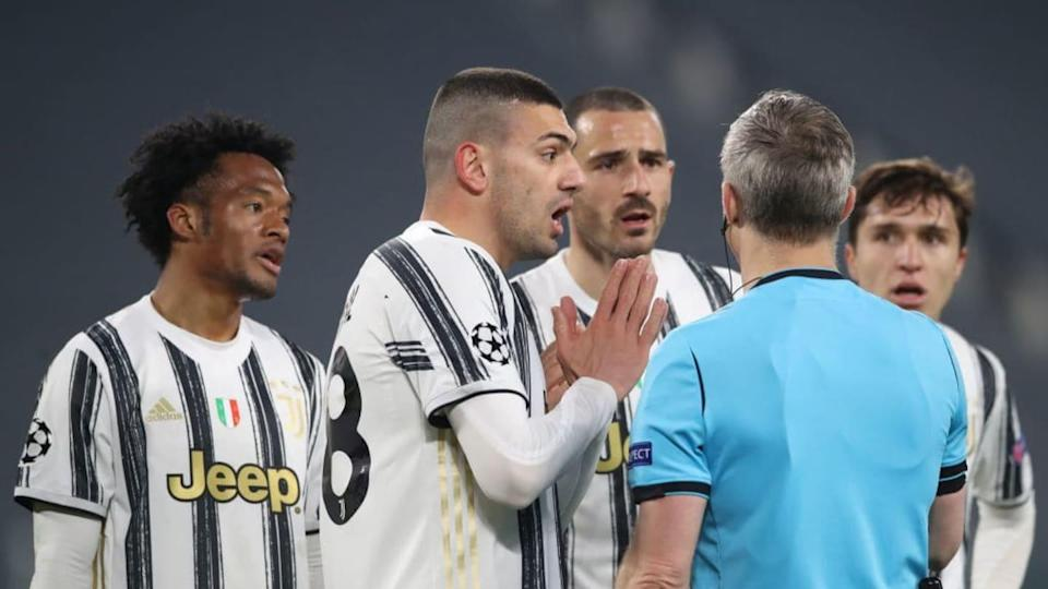 Juventus v FC Porto - UEFA Champions League Round Of 16 Leg Two   Jonathan Moscrop/Getty Images