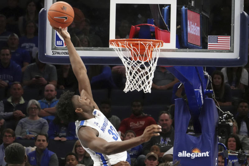 Memphis, James Wiseman have 1 more game, then it's back to court