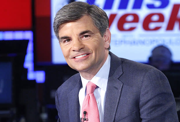 GMA's George Stephanopoulos Tests Positive for Coronavirus