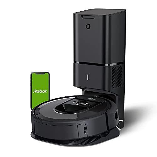 """<p><strong>iRobot</strong></p><p>amazon.com</p><p><strong>$759.99</strong></p><p><a href=""""https://www.amazon.com/dp/B07GNPDMRP?tag=syn-yahoo-20&ascsubtag=%5Bartid%7C10057.g.36789833%5Bsrc%7Cyahoo-us"""" rel=""""nofollow noopener"""" target=""""_blank"""" data-ylk=""""slk:Shop Now"""" class=""""link rapid-noclick-resp"""">Shop Now</a></p><p>There's a reason people love the Roomba; iRobot's beloved robot is a pioneer in the robot vacuum world—and it's marked down 20% today, </p>"""