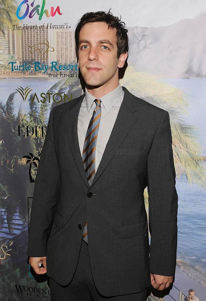 "July 31: B.J. Novak (""The Office"") turns 32. Vivien Killilea/WI/<a href=""http://www.wireimage.com"" target=""new"">WireImage.com</a> - June 20, 2011"