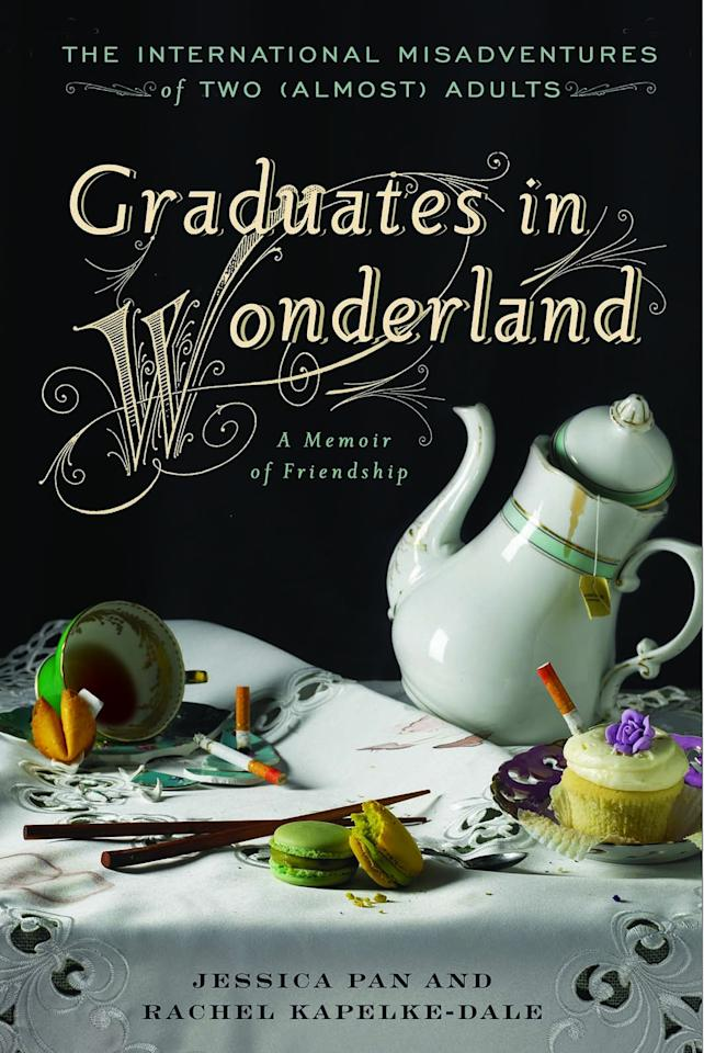 "<p>Cowritten by two best friends fresh out of college, <a href=""https://www.popsugar.com/buy?url=http%3A%2F%2Fwww.amazon.com%2FGraduates-Wonderland-International-Misadventures-Almost%2Fdp%2F1592408605&p_name=%3Cb%3EGraduates%20in%20Wonderland%3A%20The%20International%20Misadventures%20of%20Two%20%28Almost%29%20Adults%3C%2Fb%3E&retailer=amazon.com&evar1=tres%3Aus&evar9=35262958&evar98=https%3A%2F%2Fwww.popsugar.com%2Flove%2Fphoto-gallery%2F35262958%2Fimage%2F35263000%2FAge-22-Graduates-Wonderland-International-Misadventures-Two-Almost-Adults&list1=books%2Cwomen%2Crelationships%2Cfriendship%2Csingle%2Cquarter-life%20crisis&prop13=mobile&pdata=1"" rel=""nofollow"" data-shoppable-link=""1"" target=""_blank"" class=""ga-track"" data-ga-category=""Related"" data-ga-label=""http://www.amazon.com/Graduates-Wonderland-International-Misadventures-Almost/dp/1592408605"" data-ga-action=""In-Line Links""><b>Graduates in Wonderland: The International Misadventures of Two (Almost) Adults</b></a> covers all the postgraduate bases: love and heartbreak, excitement and disappointment, and how friendship got them through it all.</p>"