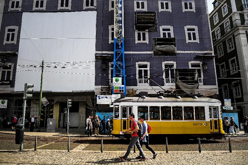Foreigners buying into Portuguese property can get a good tax deal (AFP Photo/PATRICIA DE MELO MOREIRA)