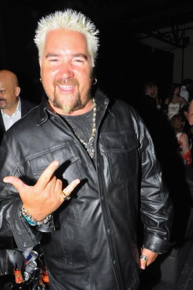 Ouch! Guy Fieri Flambéed in NY Times Restaurant Review