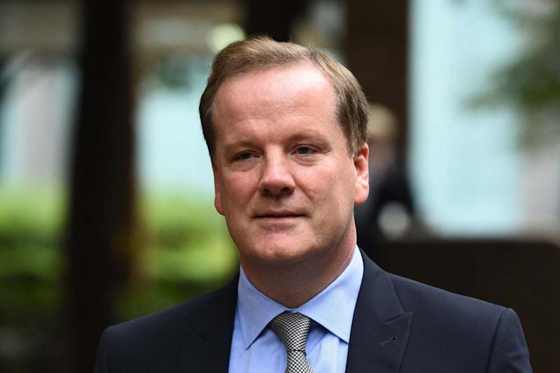 Conservative MP for Dover Charlie Elphicke leaving Southwark Crown Court in London: PA
