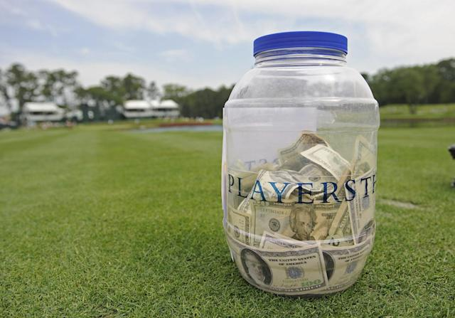 The Players increases purse, has a bigger payout than all four majors (For now)
