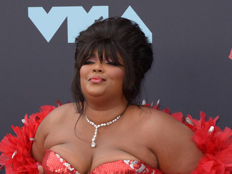 Lizzo credits positive mindset with her success