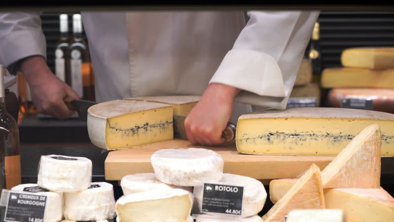 The French indulge in cheese as sales rocket in times of COVID