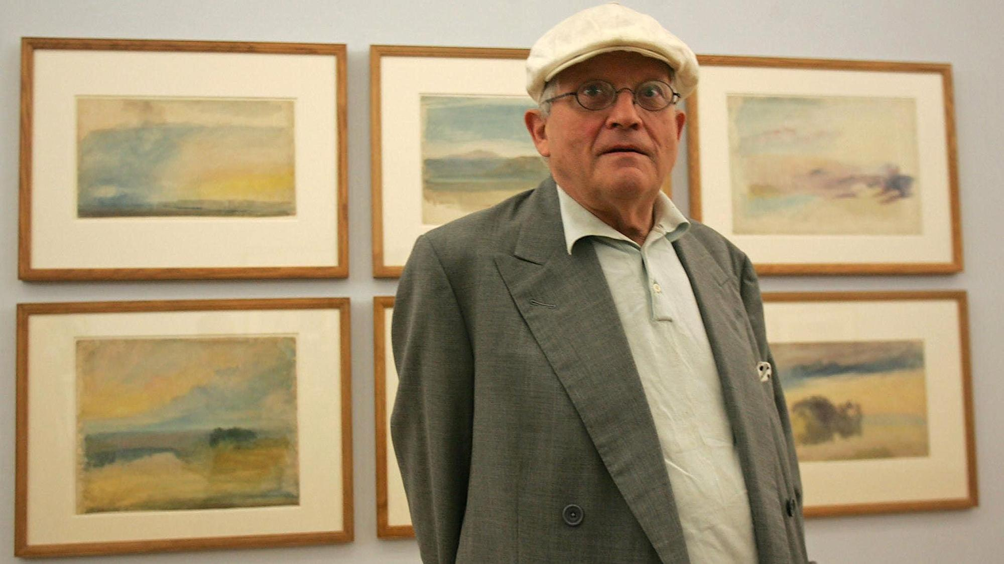 David Hockney artwork to be shown in Piccadilly Circus