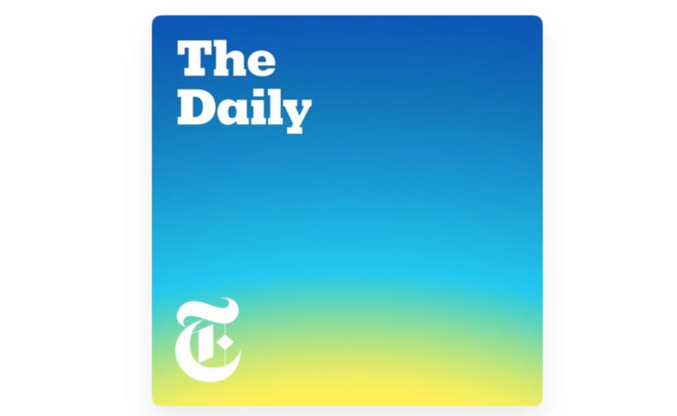 """<p>If you only listen to one news podcast, this one's a good bet. Host Michael Barbaro breaks down the biggest or most interesting news story of the day (hence the name) in a format that will keep you informed. My dad used to start his day with NPR. Now, he's a <em>Daily</em> convert. So there you go.</p><p><a class=""""link rapid-noclick-resp"""" href=""""https://www.stitcher.com/podcast/the-new-york-times/the-daily-10"""" rel=""""nofollow noopener"""" target=""""_blank"""" data-ylk=""""slk:LISTEN NOW"""">LISTEN NOW</a></p>"""