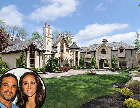 Melissa and Joe Gorga List New Jersey Mansion for $3.8 Million