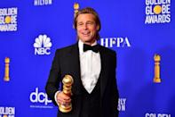 While previously studios had to invite HFPA voters to private screening events for films to apply to the Golden Globes, online links or DVDs will be permitted during the pandemic lockdown