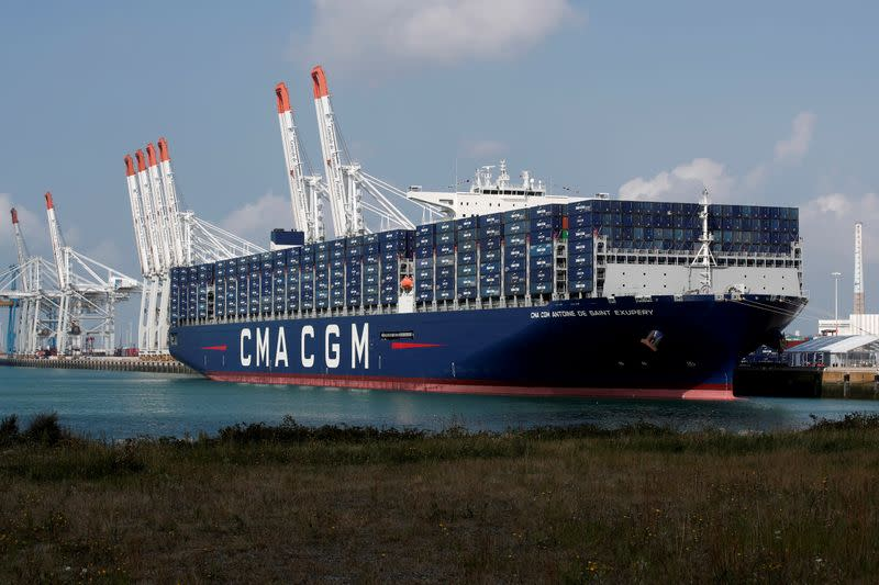 Shipping group CMA CGM says dealing with cyber attack