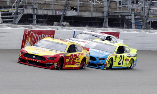 Kyle Busch, Others Accuse Joey Logano Of Violation In Michigan NASCAR Race