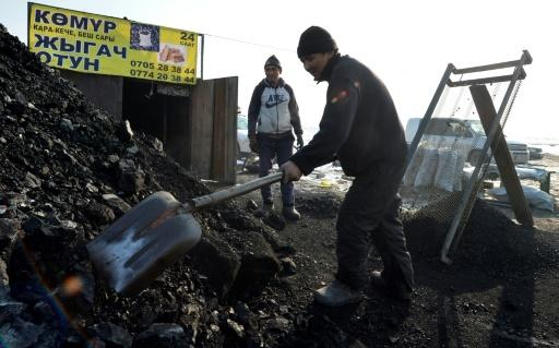 The onset of winter prompts a surge in pollution as people burn coal and other dirty fuels in stoves to heat their homes