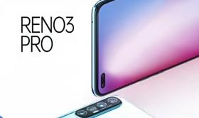 Oppo Reno 3 Pro India launch set for March 2
