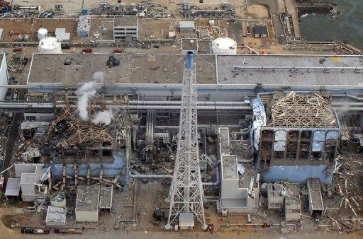 The Japanese government was criticised for providing too little information as the Fukushima reactors went into meltdown