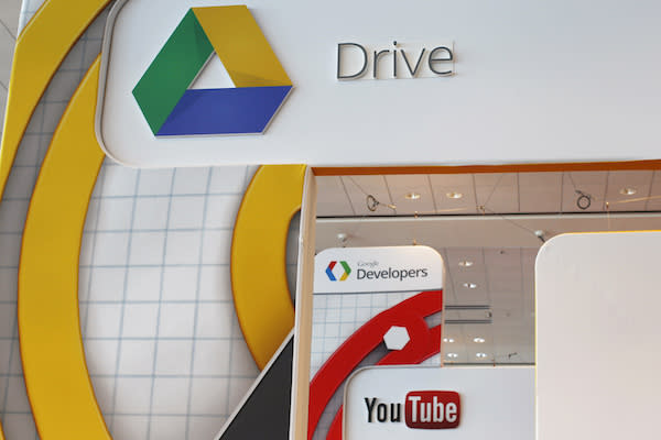 Google Drive Suffers Outage