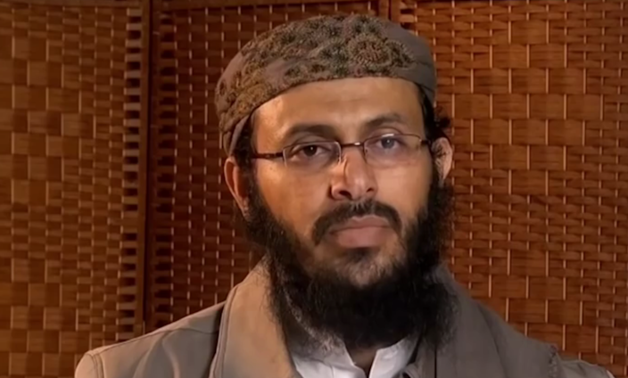 Qasim al-Raymi, in an al-Qaida video.