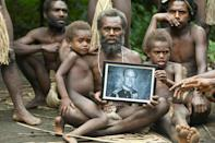Inhabitants of two villages on the Vanuatu island of Tanna have venerated Philip as a deity for decades
