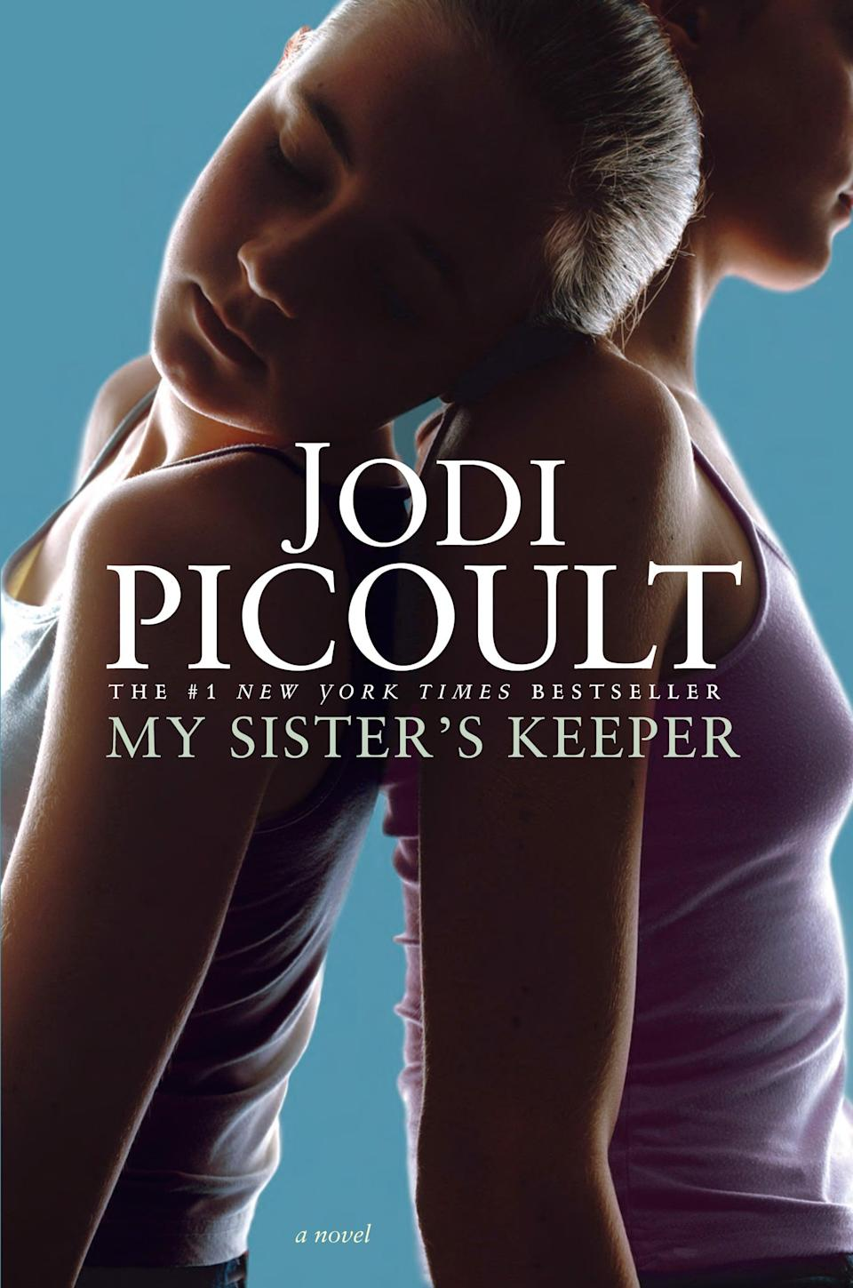 "<p><a href=""https://www.popsugar.com/buy?url=https%3A%2F%2Fwww.amazon.com%2FMy-Sisters-Keeper-Jodi-Picoult%2Fdp%2FB007CRTNWK%2Fref%3Dsr_1_3%3Fs%3Dbooks%26ie%3DUTF8%26qid%3D1488930274%26sr%3D1-3%26keywords%3Dmy%2Bsisters%2Bkeeper&p_name=%3Cb%3EMy%20Sister%27s%20Keeper%3C%2Fb%3E%20by%20Jodi%20Picoult&retailer=amazon.com&evar1=tres%3Auk&evar9=43250262&evar98=https%3A%2F%2Fwww.popsugar.com%2Flove%2Fphoto-gallery%2F43250262%2Fimage%2F43252244%2FMy-Sister-Keeper-Jodi-Picoult&list1=books%2Cwomen%2Creading%2Cinternational%20womens%20day%2Cwomens%20history%20month&prop13=api&pdata=1"" class=""link rapid-noclick-resp"" rel=""nofollow noopener"" target=""_blank"" data-ylk=""slk:My Sister's Keeper by Jodi Picoult""><b>My Sister's Keeper</b> by Jodi Picoult</a></p>"