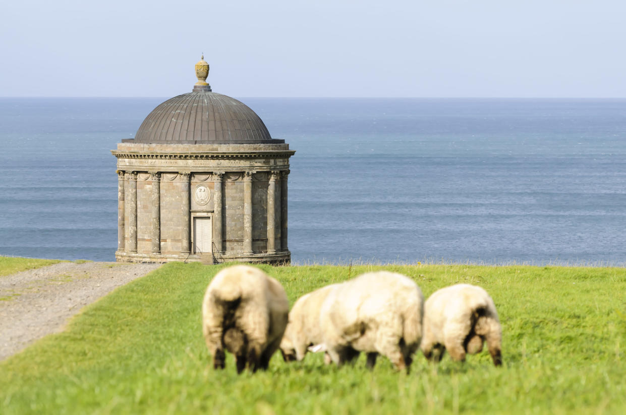 Feel inspired exploring the gardens at Downhill Demesne (Getty Images)