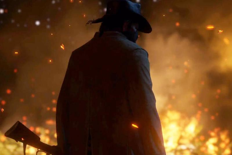 The game has been slated for release next month (Rockstar Games)