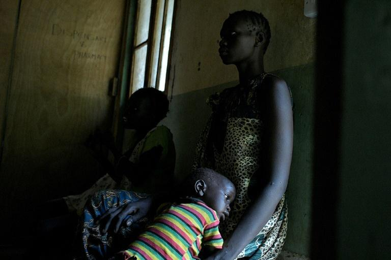 Women and children have been the main victims of the brutal conflict