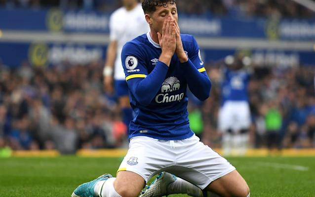 Ross Barkley has yet to commit his future to Everton - Getty Images Europe