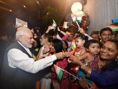 Narendra Modi in Singapore: PM has done more than any other leader to connect India to financial mainstream