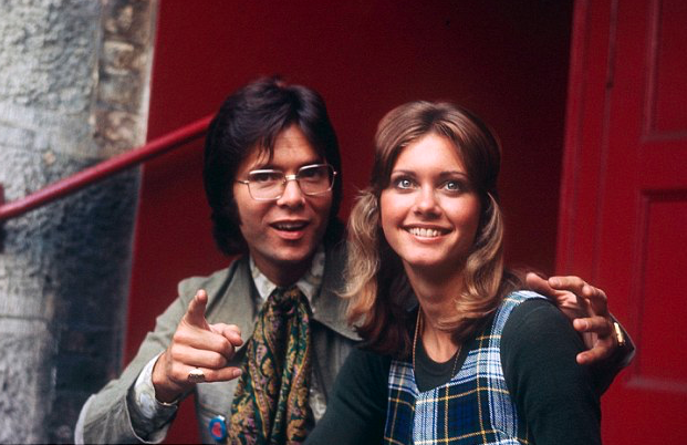 Cliff and Olivia Newton-John have been freinds for almost 40 years, and sang a duet together called Suddenly from the classic soundtrack Xanadu. Source: Supplied