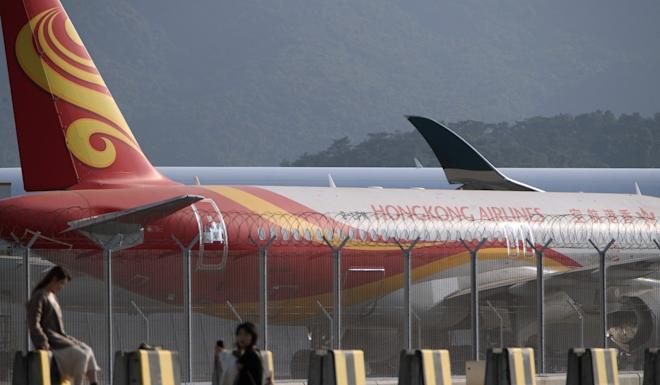 Hong Kong Airlines' financial troubles are far from over as it faces demands to pay creditors. Photo: Winson Wong