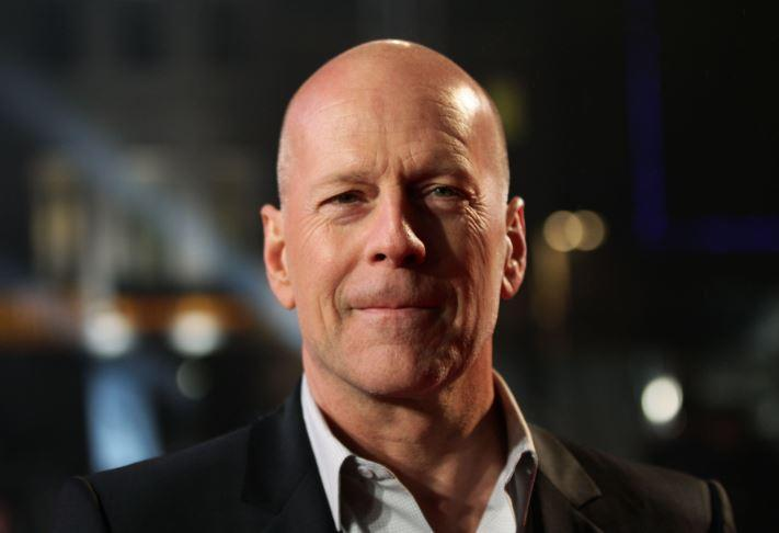 <p>Just like ex-wife Demi, Bruce Willis has aged beautifully. He'll be celebrating his 62nd birthday later this month (Photo: Rex) </p>